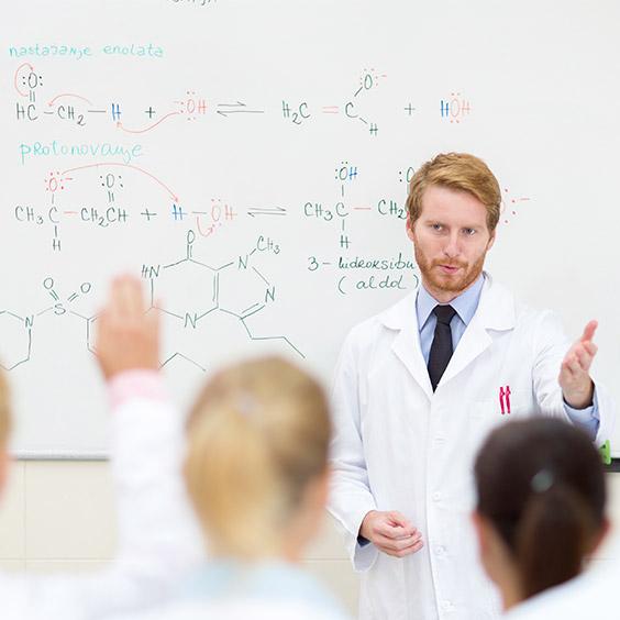 Scientific Update Website Development Design