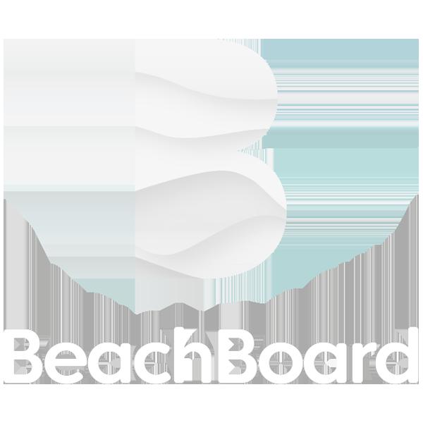 The BeachBoard Website Logo